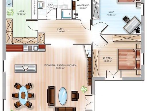 winkelbungalow satteldach die neuesten innenarchitekturideen. Black Bedroom Furniture Sets. Home Design Ideas