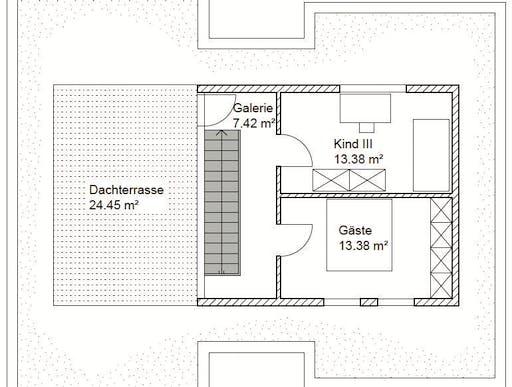 cube 250 von solid haus cubus haus flachdach. Black Bedroom Furniture Sets. Home Design Ideas