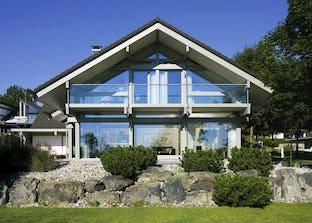 huf haus f hrender anbieter von holz glas bauten. Black Bedroom Furniture Sets. Home Design Ideas