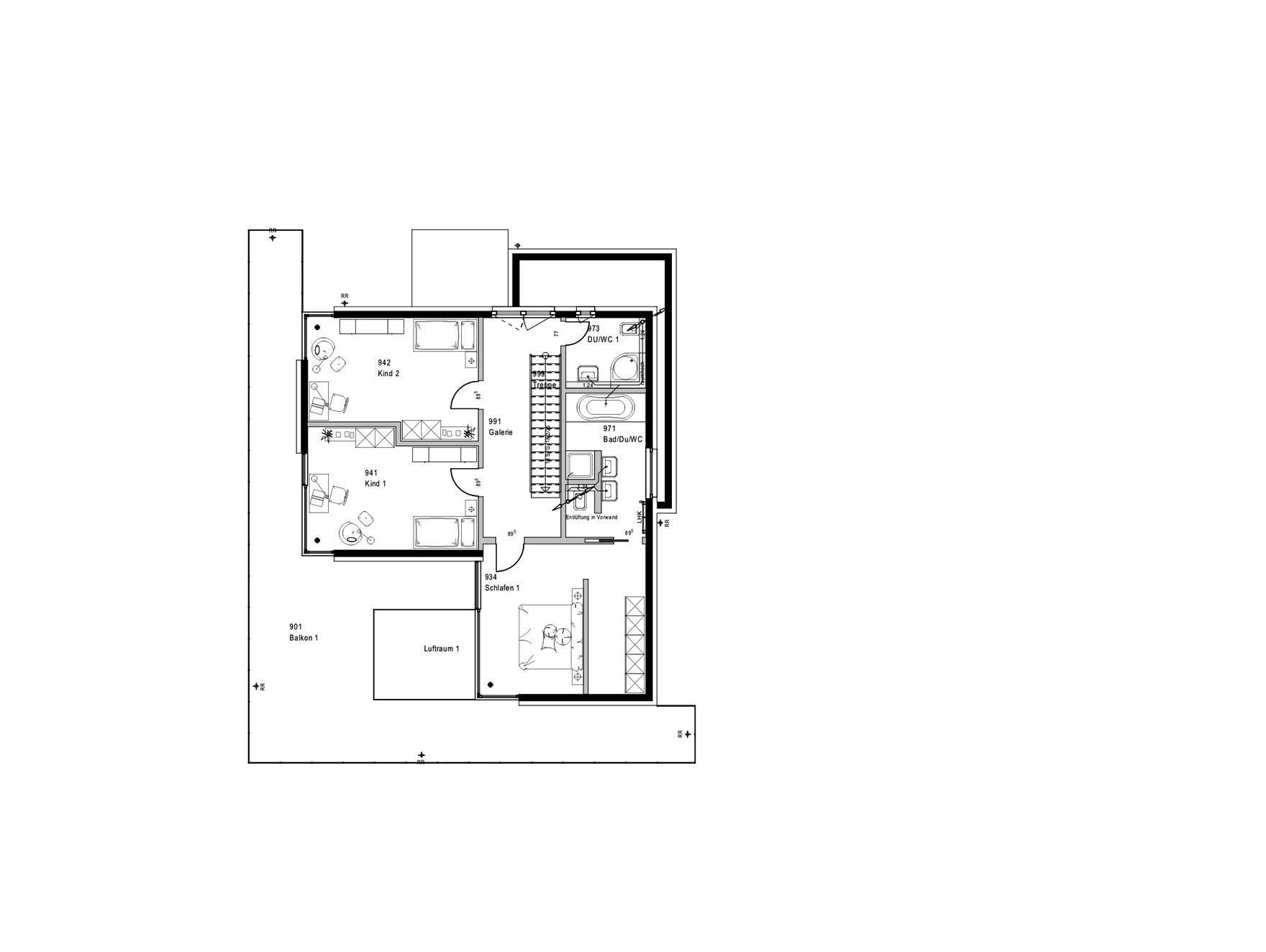 MH Wuppertal von OKAL Haus | Cubus Haus | Flachdach