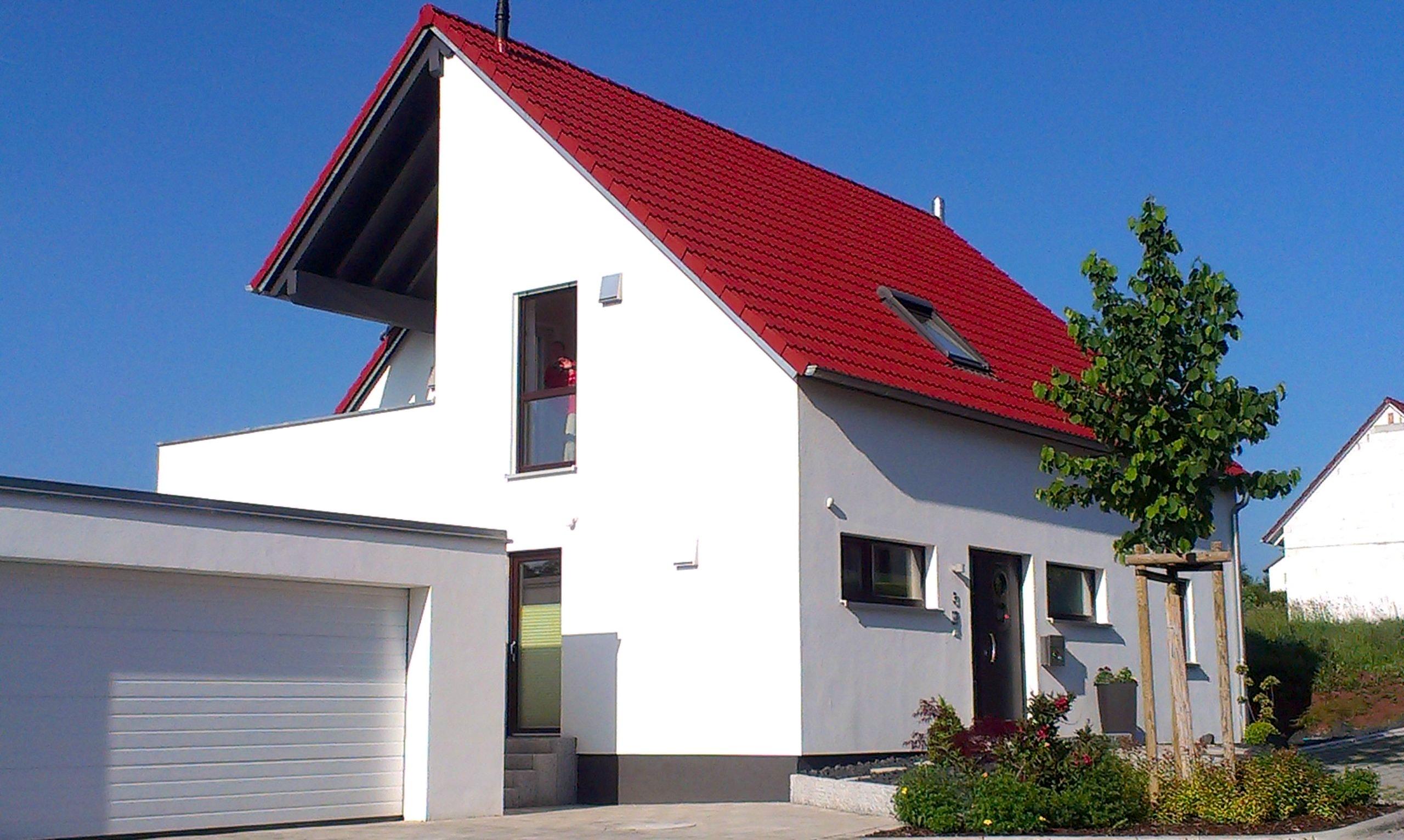 Modell 16 (Passivhaus) exterior 1
